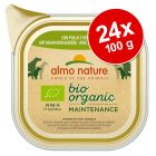 Almo Nature BioOrganic Maintenance 24 x 100 g